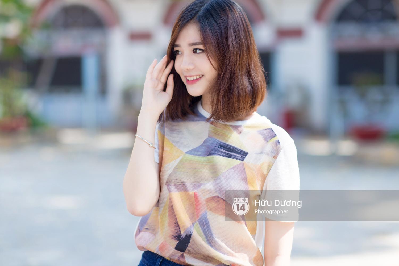 Cô nữ sinh Sài Gòn tên lạ, mặt xinh: Vương Hoàng Mai Diz - Ảnh 7.