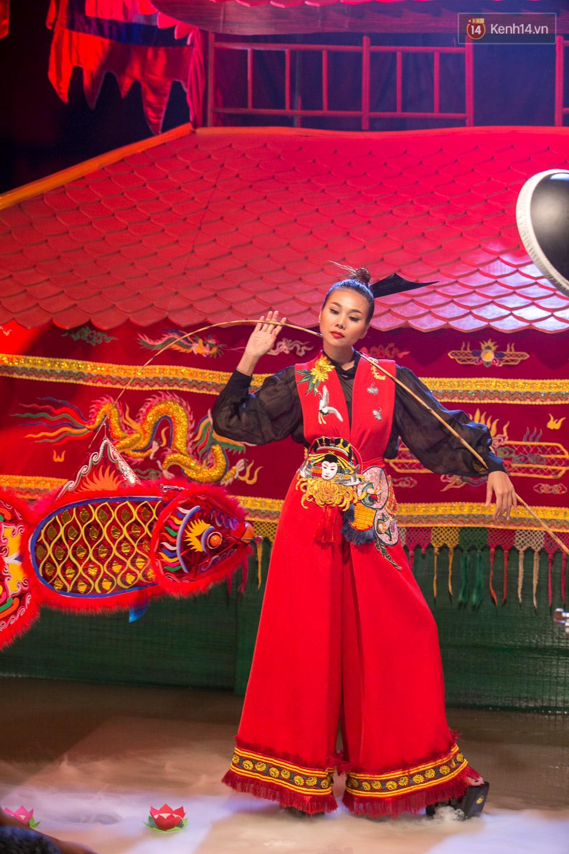 Vietnams Next Top Model năm nay có một host Thanh Hằng quá tuyệt vời! - Ảnh 9.