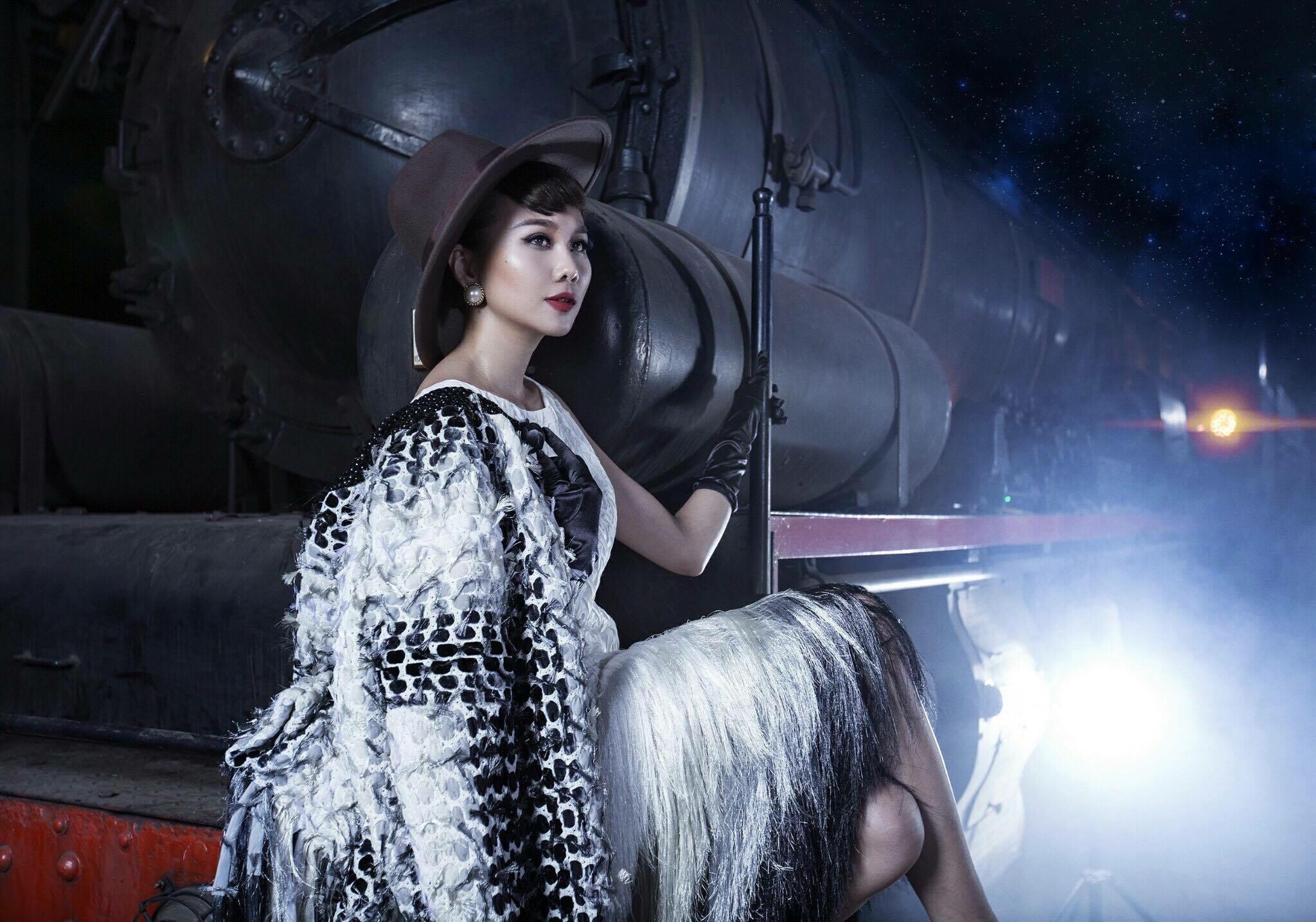 Vietnams Next Top Model năm nay có một host Thanh Hằng quá tuyệt vời! - Ảnh 1.