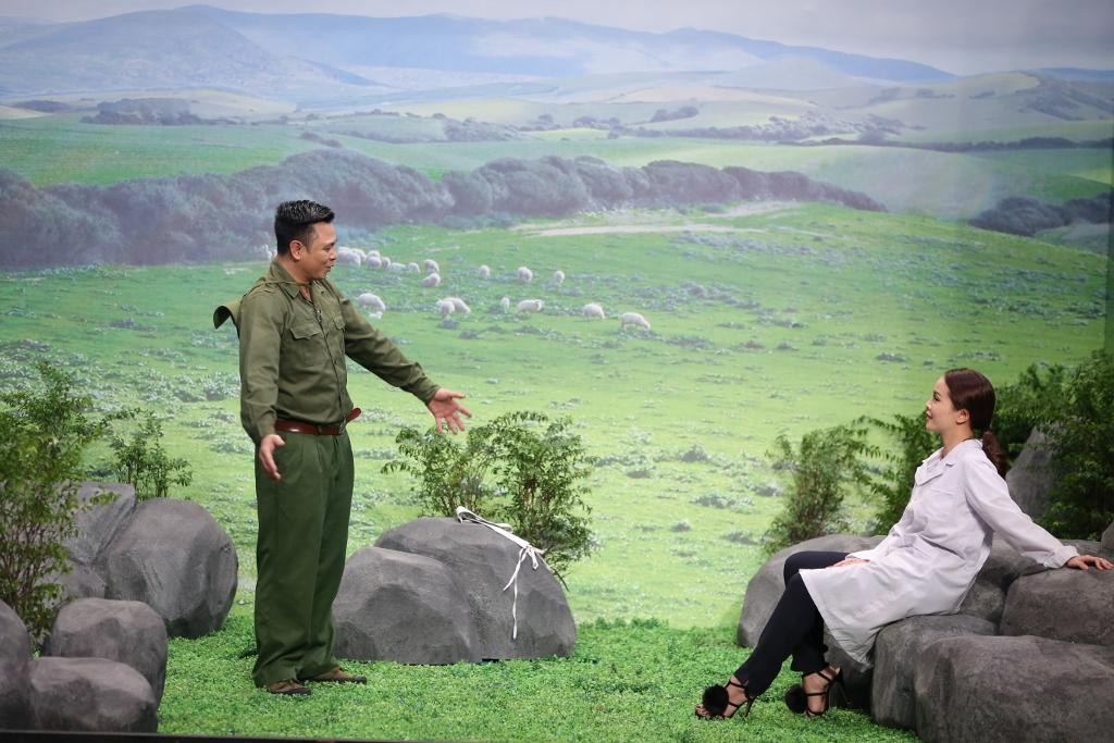 Hoài Linh thẳng thừng chê Trịnh Thăng Bình và Yến Trang tại Ơn giời - Ảnh 7.