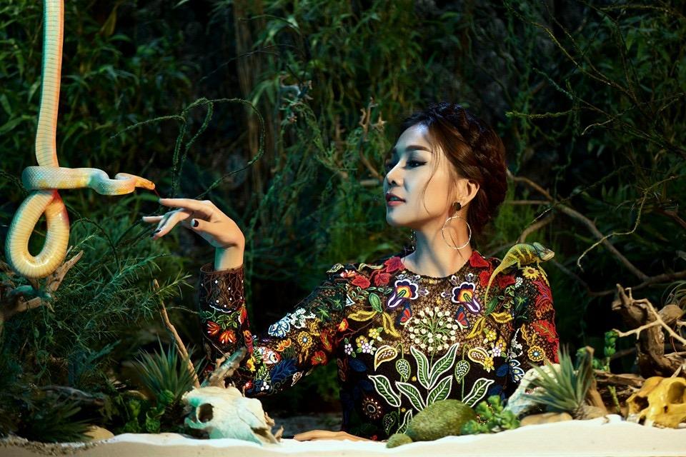 Vietnams Next Top Model năm nay có một host Thanh Hằng quá tuyệt vời! - Ảnh 12.