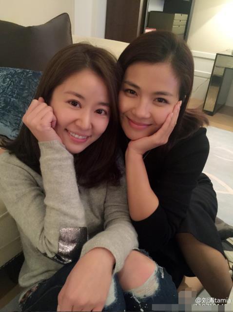 Lâm Tâm Như và Lưu Đào đọ vẻ đẹp trẻ trung bất chấp thời gian - Ảnh 1.