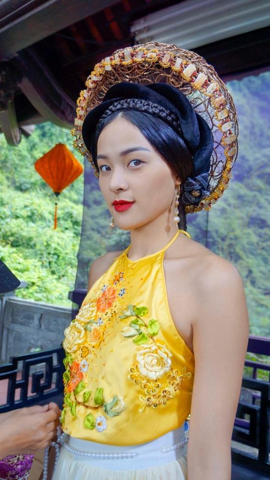 """""""Cám"""" Ninh Dương Lan Ngọc ác xuất sắc trên poster của Tấm Cám - Chuyện Chưa Kể - Ảnh 2."""