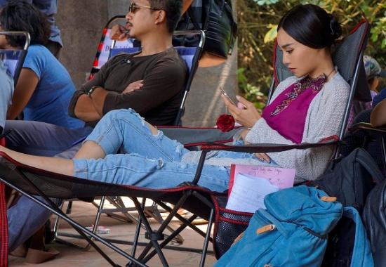 """""""Cám"""" Ninh Dương Lan Ngọc ác xuất sắc trên poster của Tấm Cám - Chuyện Chưa Kể - Ảnh 5."""