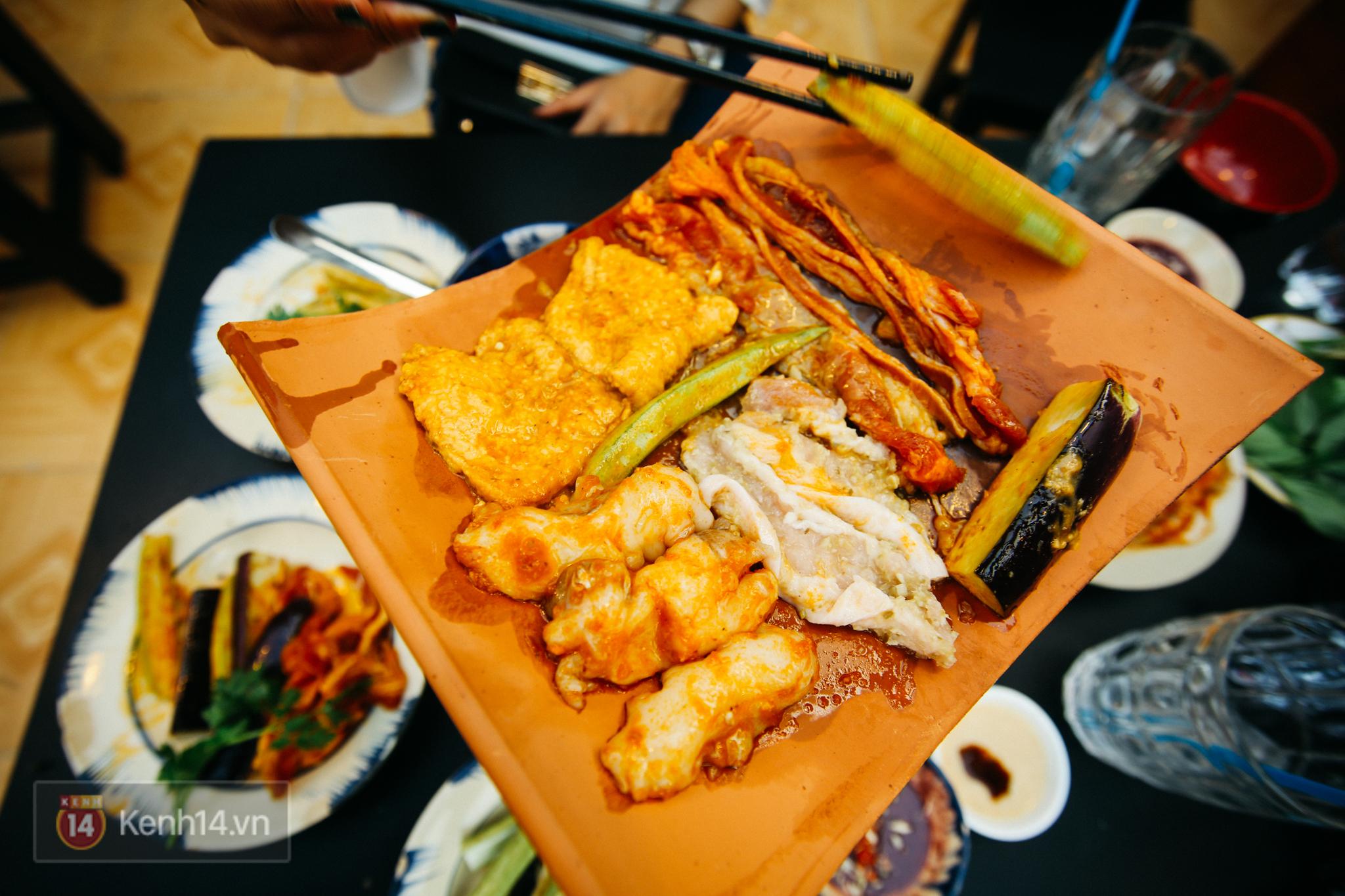 Bạn sẽ phải chảy nước miếng với 3 quán nướng siêu lạ này ở Sài Gòn - Ảnh 20.