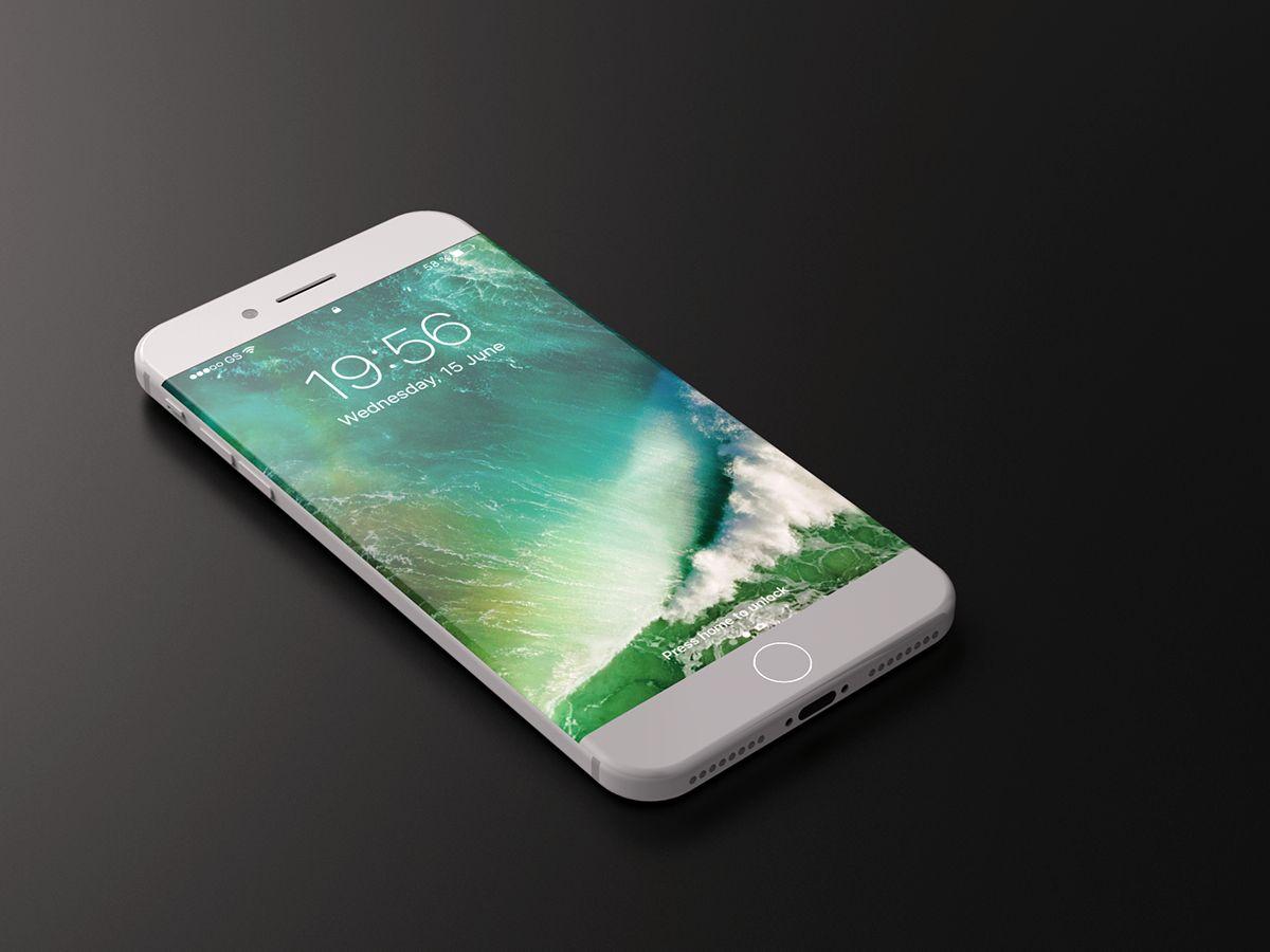 Ngất ngây với ý tưởng iPhone X đẹp phát hờn, anti-fan chắc sẽ tức nổ mắt - Ảnh 1.