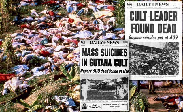 Vụ thảm sát kinh hoàng tại Jonestown: Gần 1,000 người uống thuốc độc, tự sát tập thể - Ảnh 8.