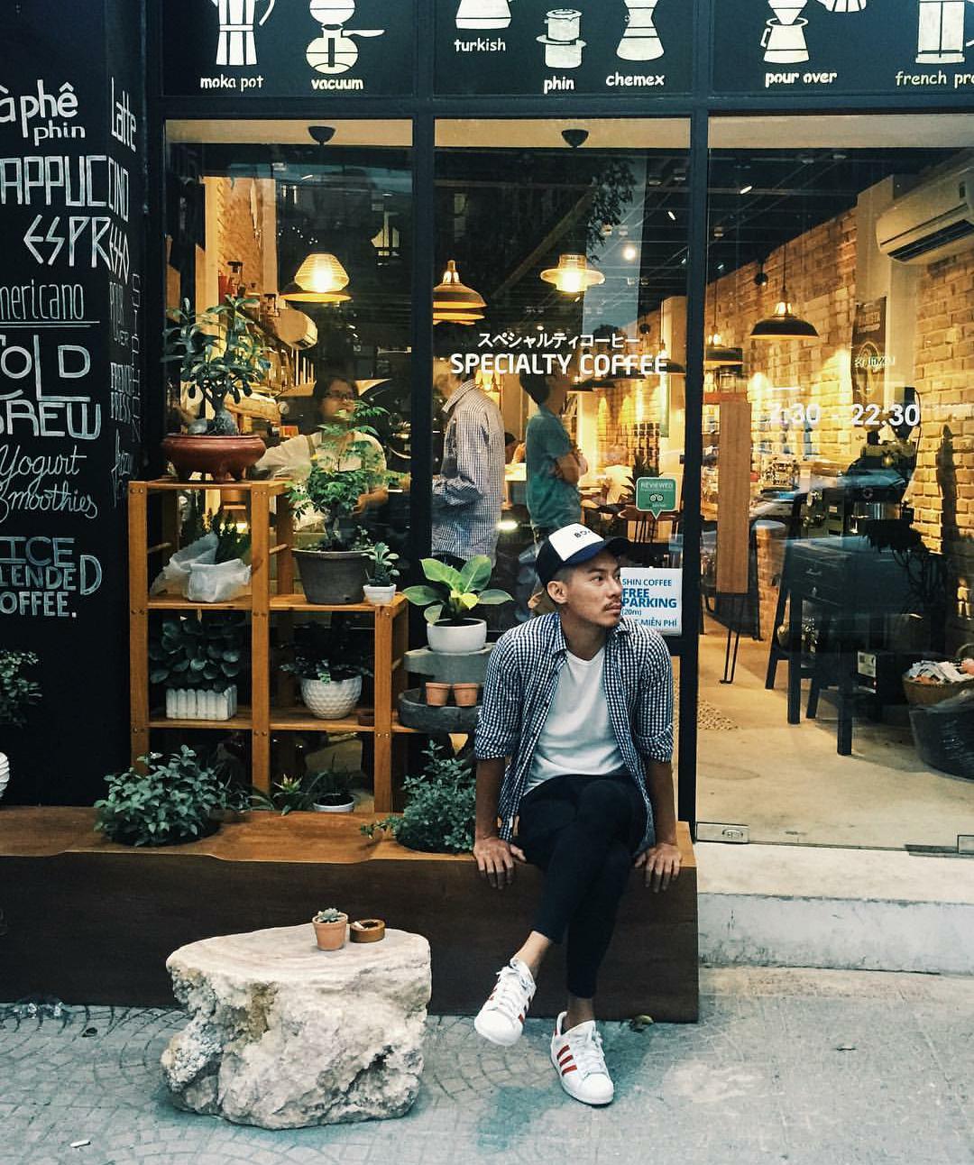 Update ngay danh sách những quán cafe đang được giới trẻ Sài Gòn check-in liên tục - Ảnh 16.