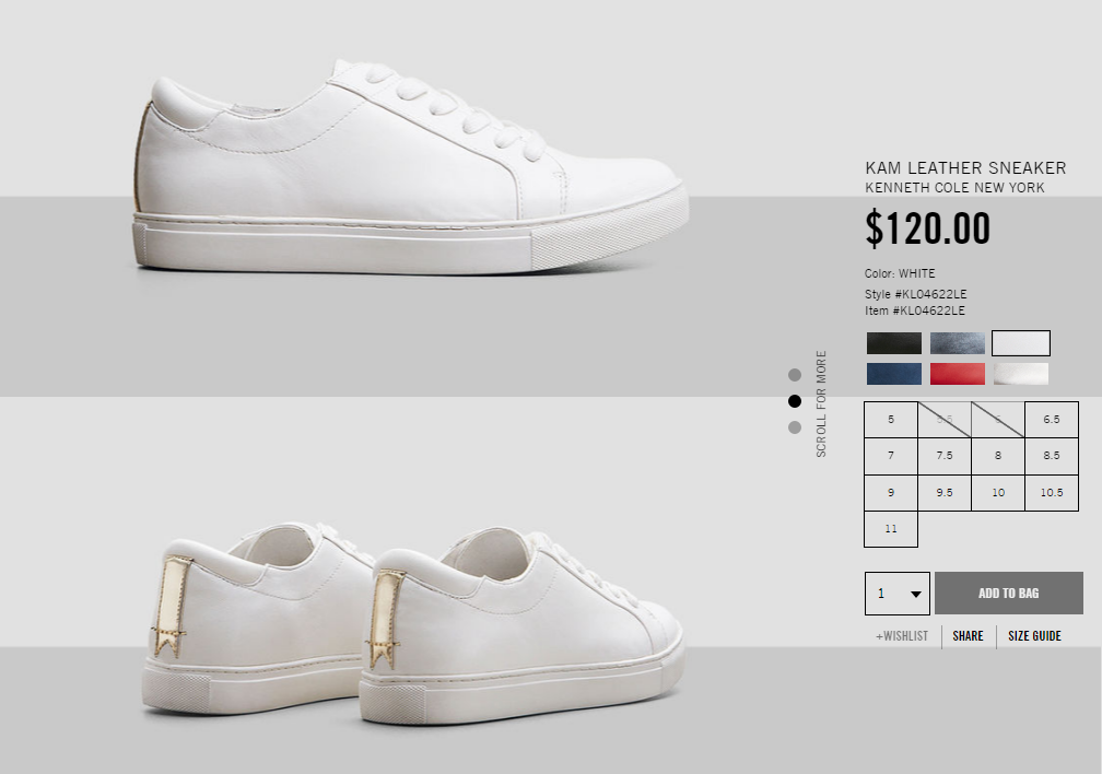 Chẳng phải Stan Smith hay Superstar, đây mới là mẫu sneaker trắng được Kendall, Gigi, Miranda mê nhất - Ảnh 2.