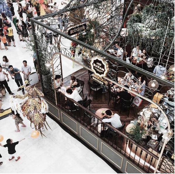 Có gì ở Saigon Centre/ Takashimaya - địa điểm đang hot nhất ở Sài Gòn - Ảnh 12.