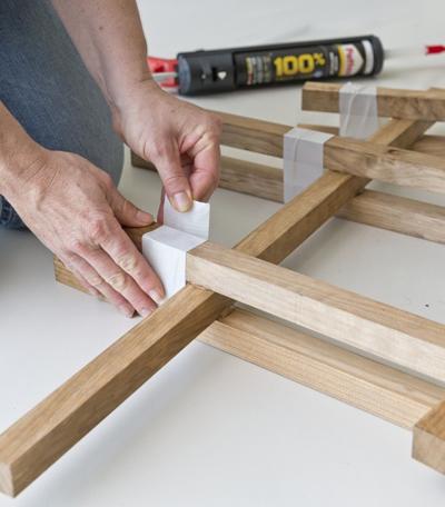 Bạn có tin ta có thể làm kệ gỗ mà không cần ốc vít không? - Ảnh 4.