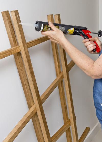 Bạn có tin ta có thể làm kệ gỗ mà không cần ốc vít không? - Ảnh 5.