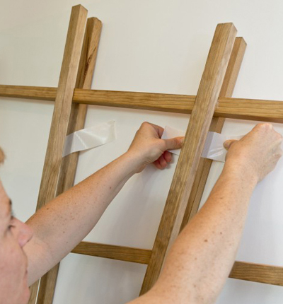 Bạn có tin ta có thể làm kệ gỗ mà không cần ốc vít không? - Ảnh 7.