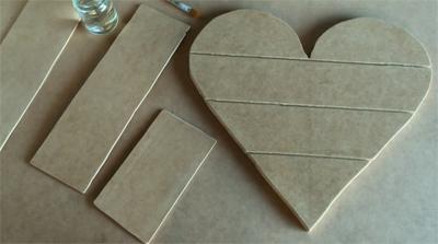 Tạo điểm nhấn trang trí tường với kệ treo tường trái tim sắc màu - Ảnh 6.