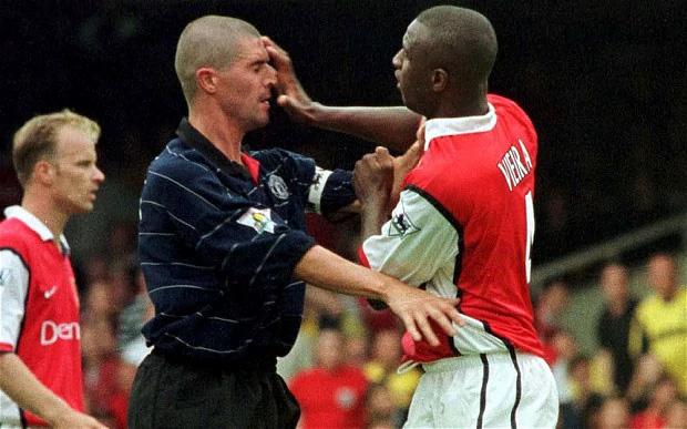 Roy Keane: Gã du côn ở Old Trafford - Ảnh 2.
