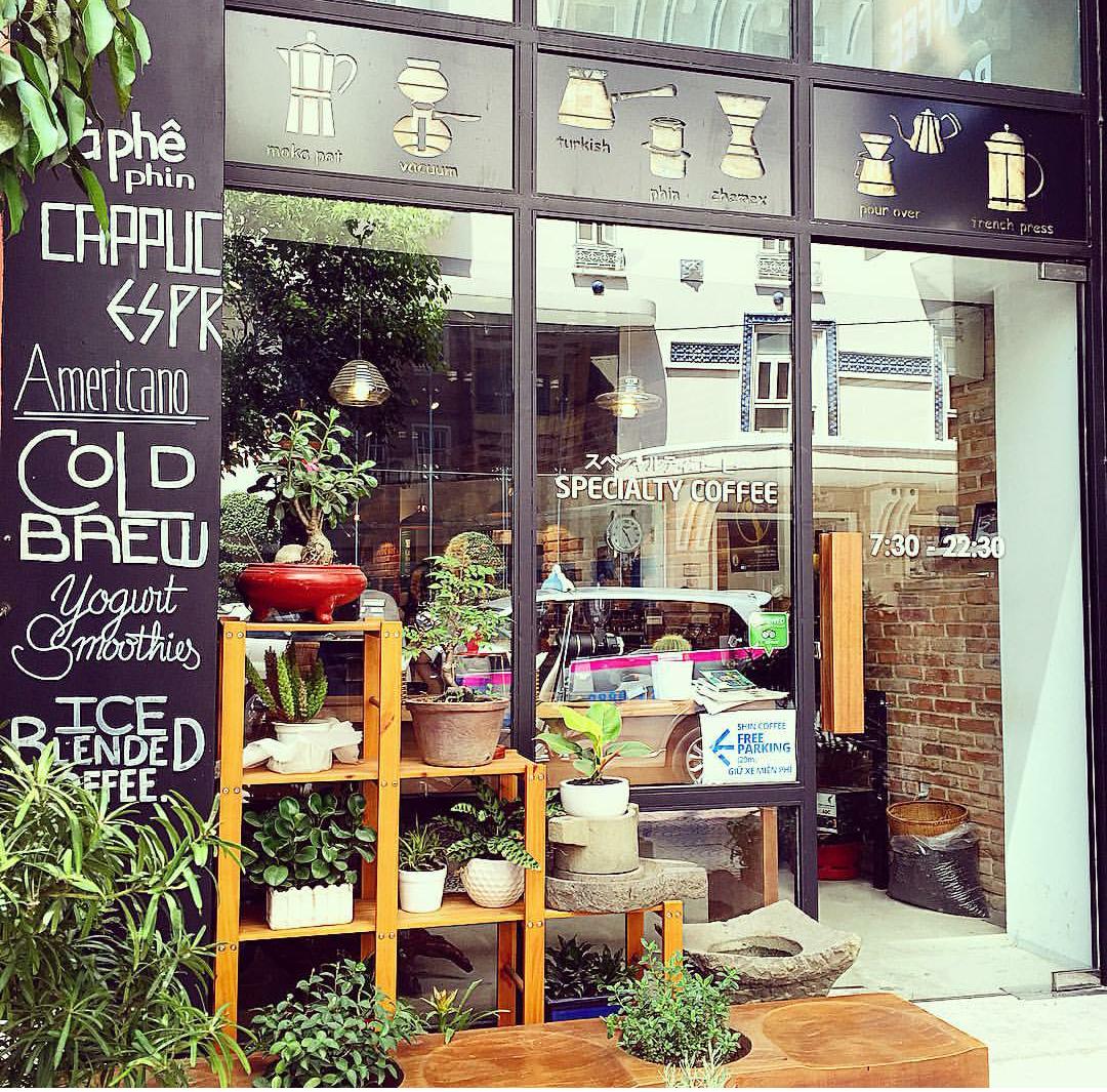 Update ngay danh sách những quán cafe đang được giới trẻ Sài Gòn check-in liên tục - Ảnh 13.
