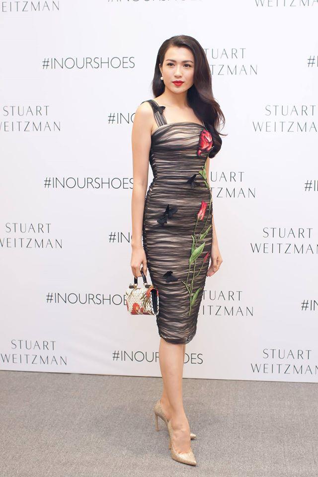 Stuart Weitzman - Thương hiệu giày yêu thích của Gigi Hadid ra mắt tại Việt Nam - Ảnh 8.