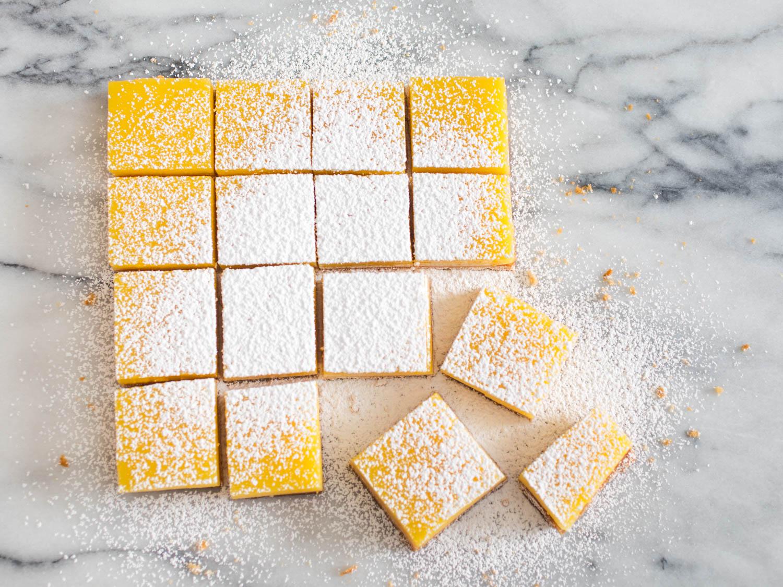 Lemon bars – bánh chanh vàng óng như ánh mặt trời - Ảnh 8.