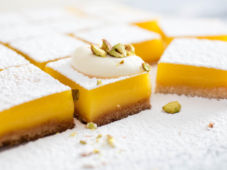 Lemon bars – bánh chanh vàng óng như ánh mặt trời - Ảnh 9.