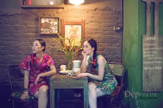 Sở hữu dung mạo mỹ nhân, Linh Khiếu hiện đang đắt show chụp hình tạp chí hơn cả chị mình! - Ảnh 16.