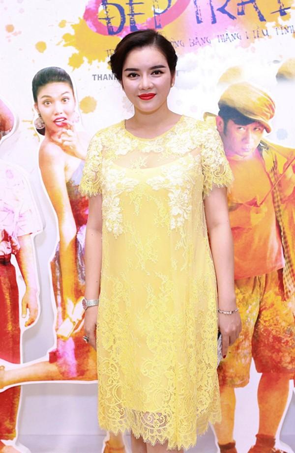 Những mỹ nhân Việt đột ngột tăng cân rồi giảm cân một cách ngoạn mục - Ảnh 2.