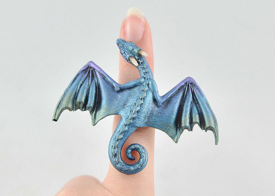 Bộ trang sức cực chất lấy cảm hứng từ Mẹ rồng Daenerys Targaryen - Ảnh 7.