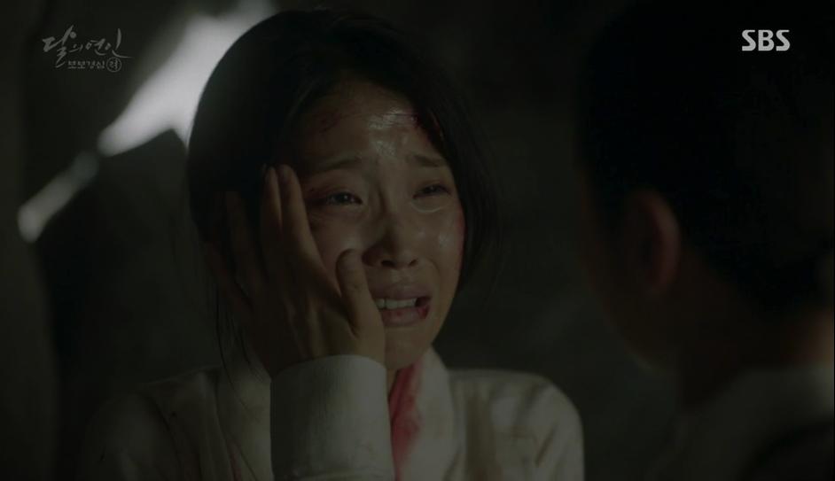 Moon Lovers: Thượng cung Oh cuối cùng đã có thể bảo vệ được đứa trẻ của mình - Ảnh 13.