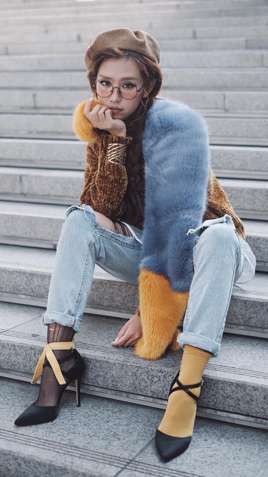 Seoul Fashion Week ngày 4: Châu Bùi và Min cứ xinh chất thế này thì fashionista Hàn có là gì! - Ảnh 10.