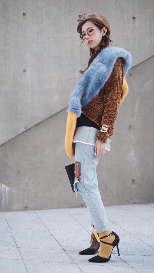 Seoul Fashion Week ngày 4: Châu Bùi và Min cứ xinh chất thế này thì fashionista Hàn có là gì! - Ảnh 13.