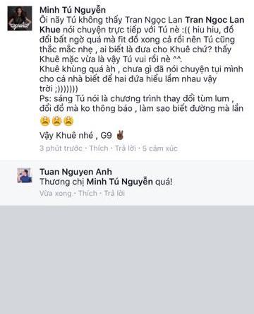 Lan Khuê & Minh Tú khiến làng mốt Việt xáo động vì sự vụ chèn ép, bắt đổi đồ - Ảnh 5.