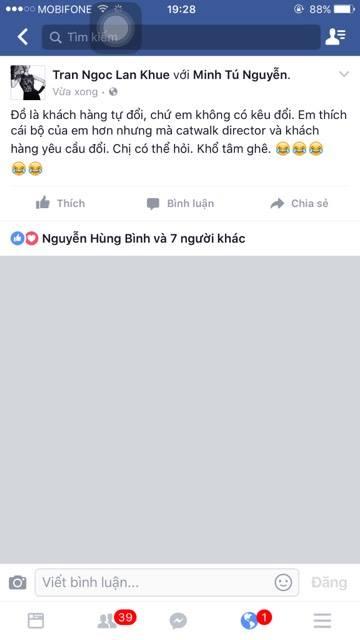 Chuyện làng mẫu Việt: Lùm xùm lan tỏa từ đường băng, ra hậu trường cho đến lên thẳng Facebook - Ảnh 2.