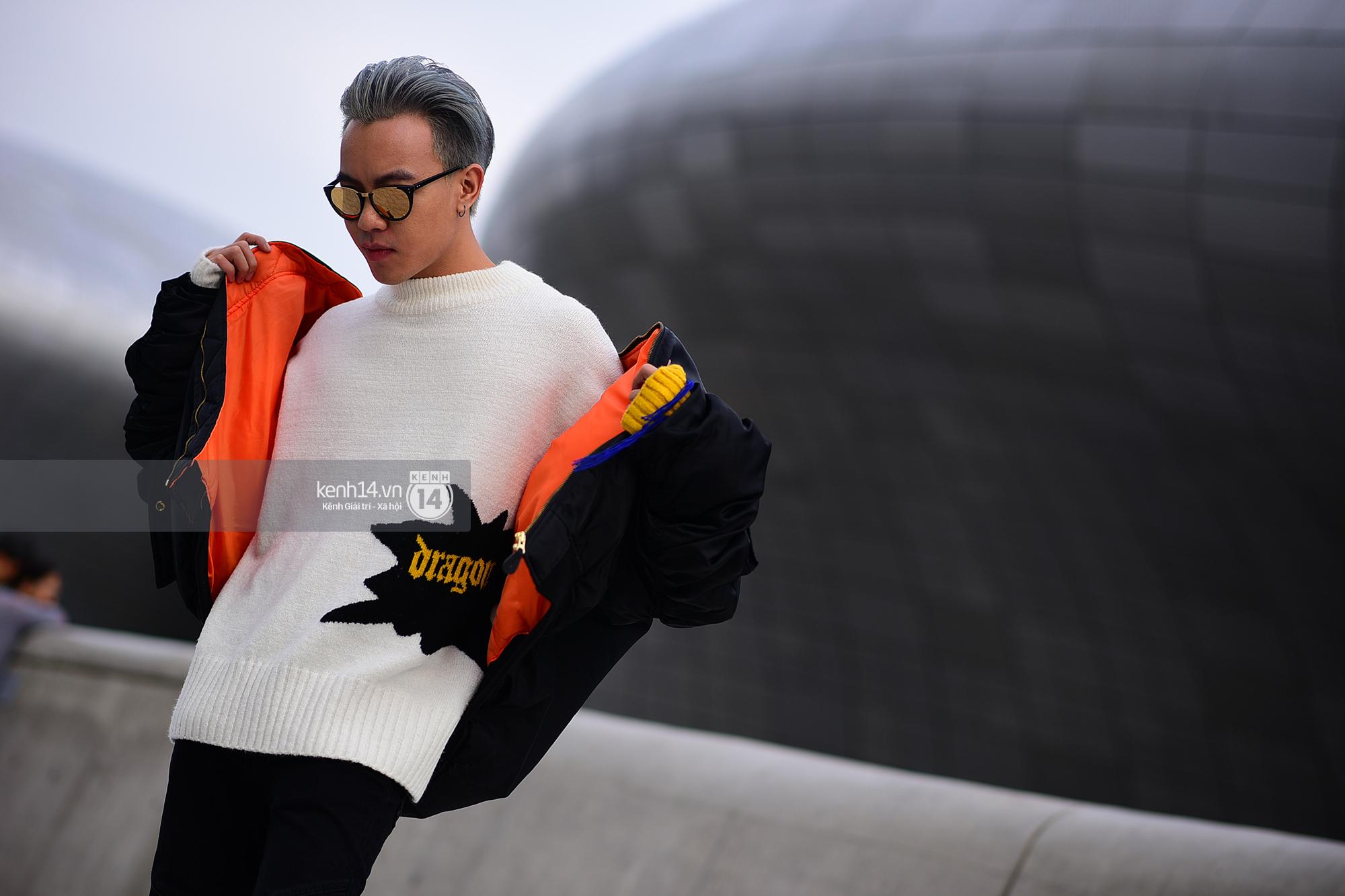 Ngày 5 Seoul Fashion Week: Fashionista Việt mặc gì để gây ấn tượng? - Ảnh 16.