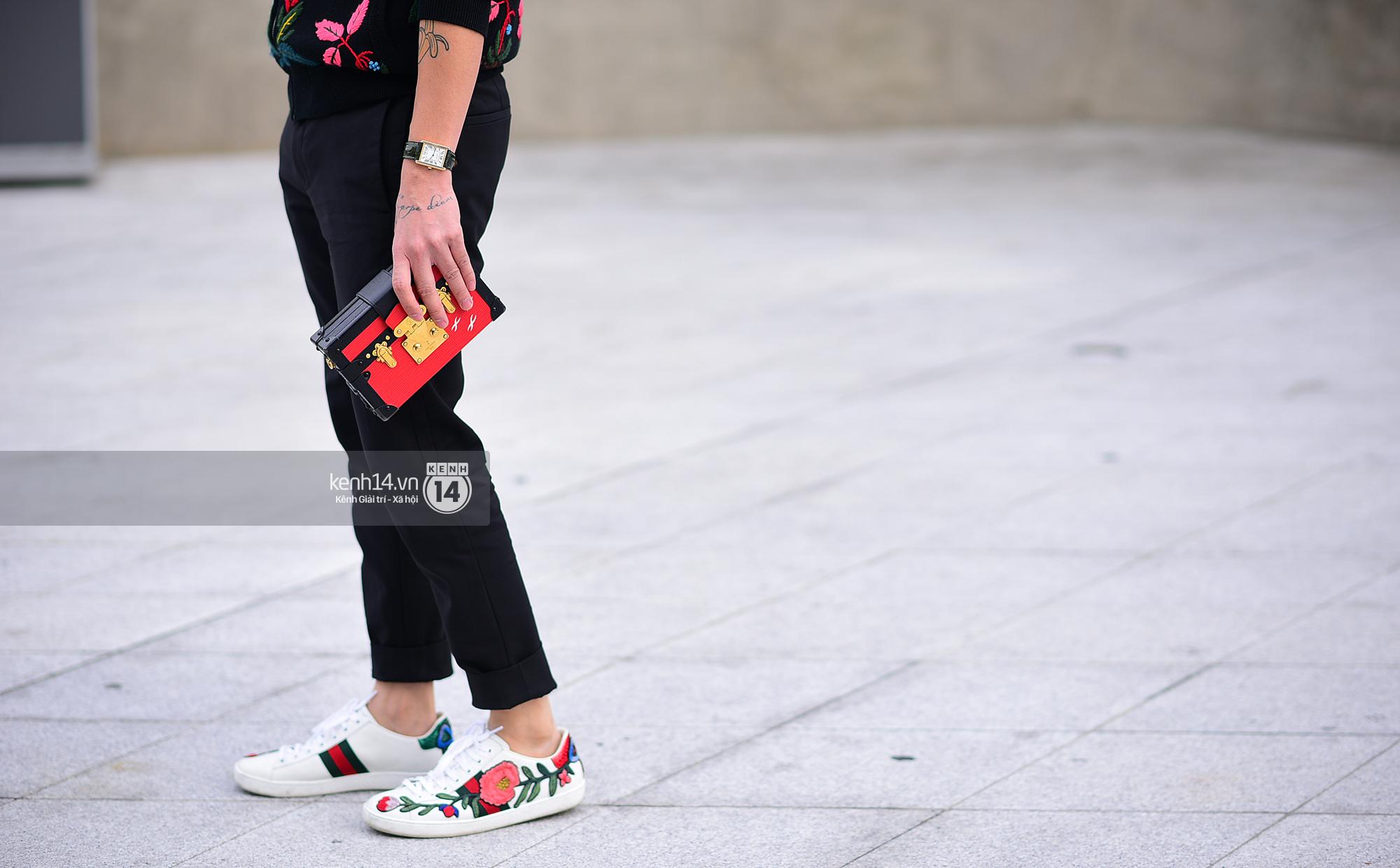Ngày 5 Seoul Fashion Week: Fashionista Việt mặc gì để gây ấn tượng? - Ảnh 2.