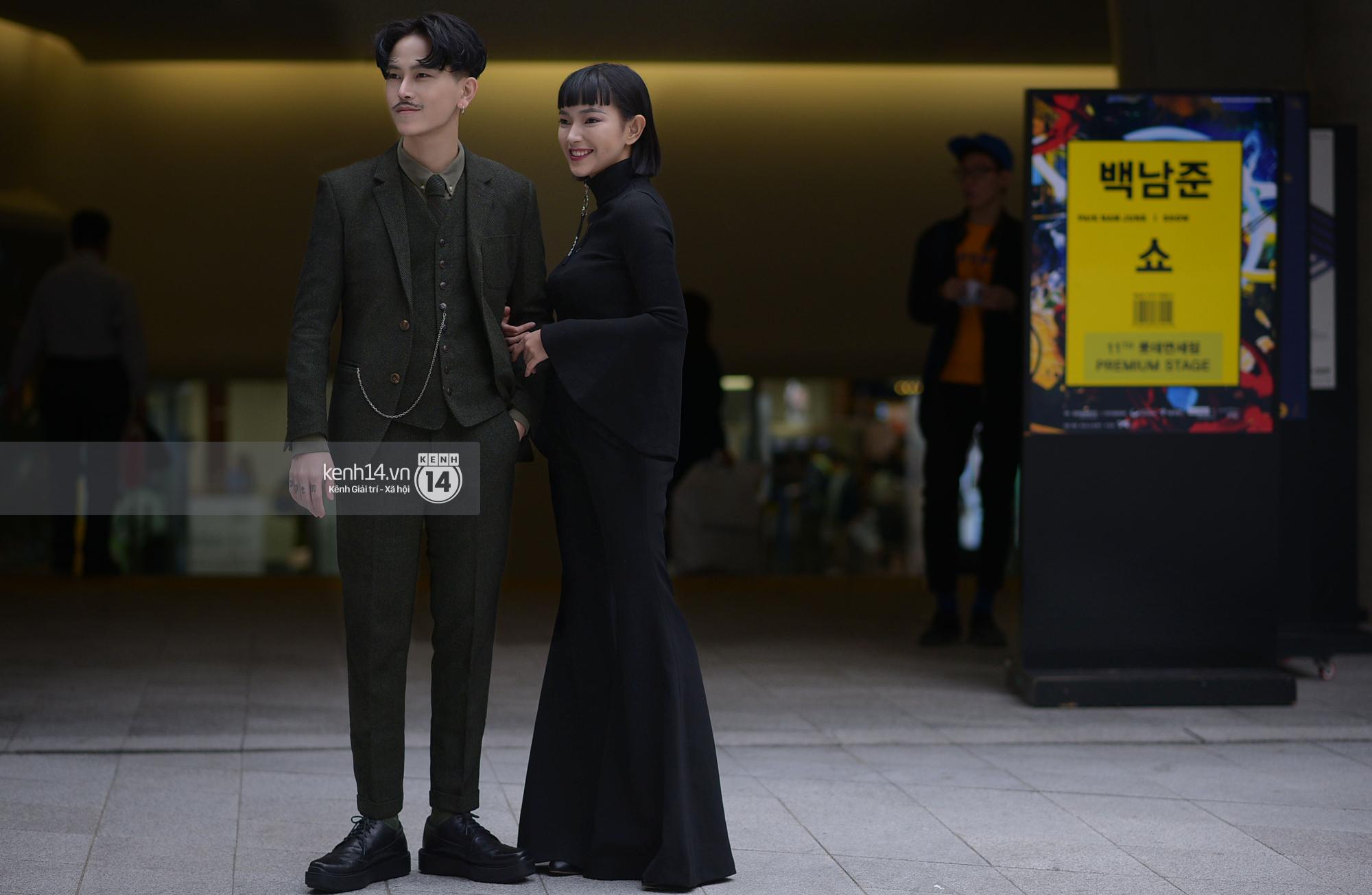 Ngày 5 Seoul Fashion Week: Fashionista Việt mặc gì để gây ấn tượng? - Ảnh 6.