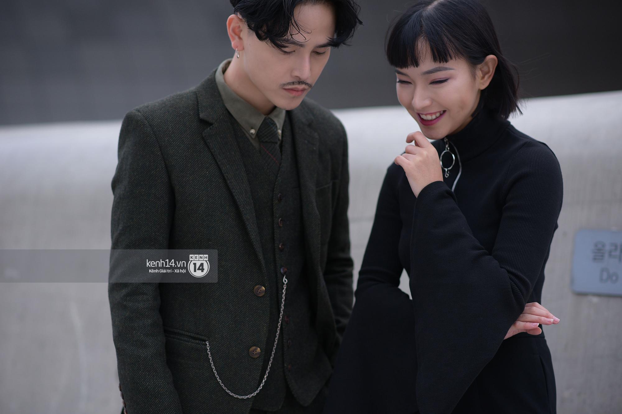 Ngày 5 Seoul Fashion Week: Fashionista Việt mặc gì để gây ấn tượng? - Ảnh 7.