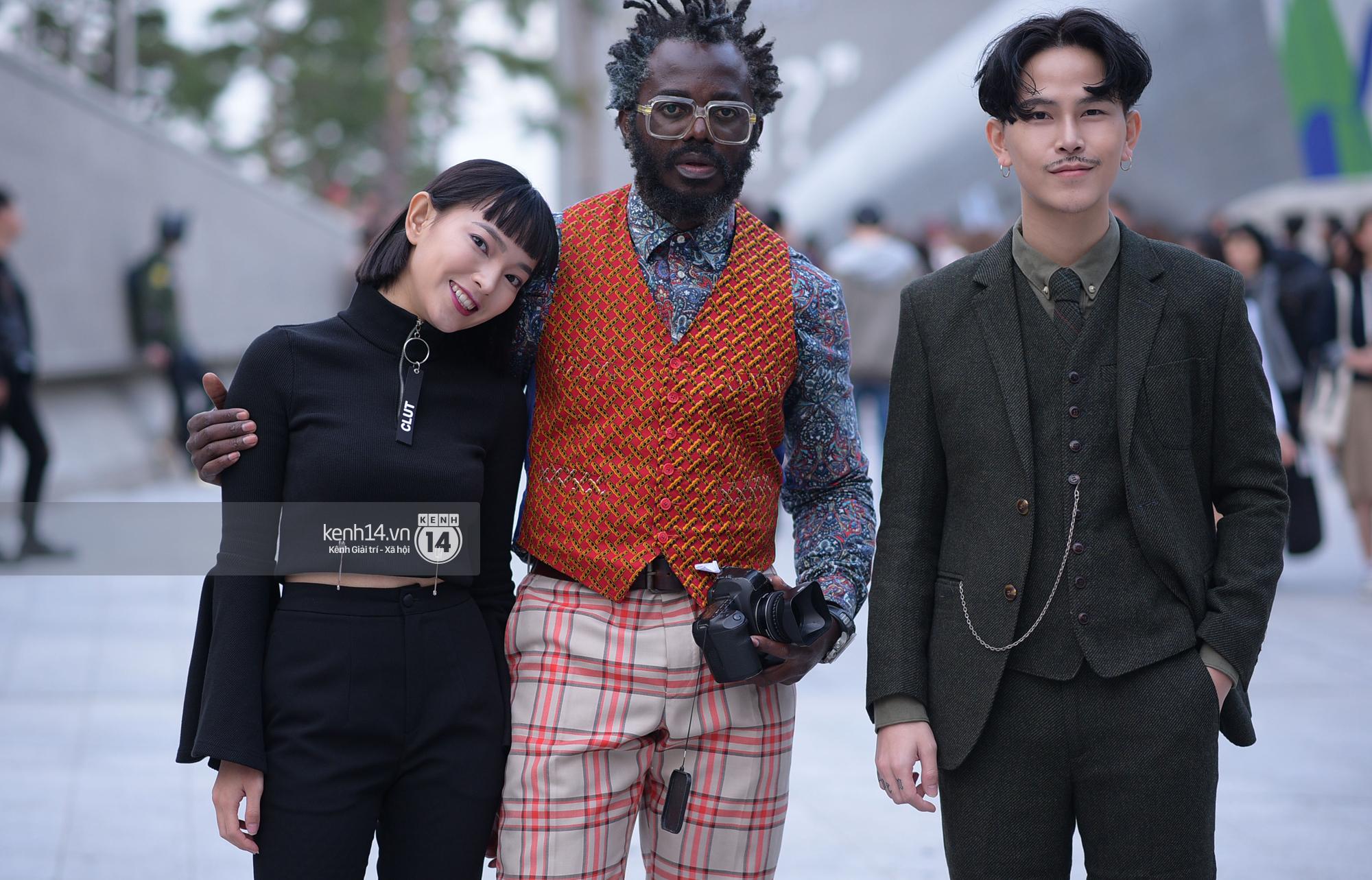 Ngày 5 Seoul Fashion Week: Fashionista Việt mặc gì để gây ấn tượng? - Ảnh 11.
