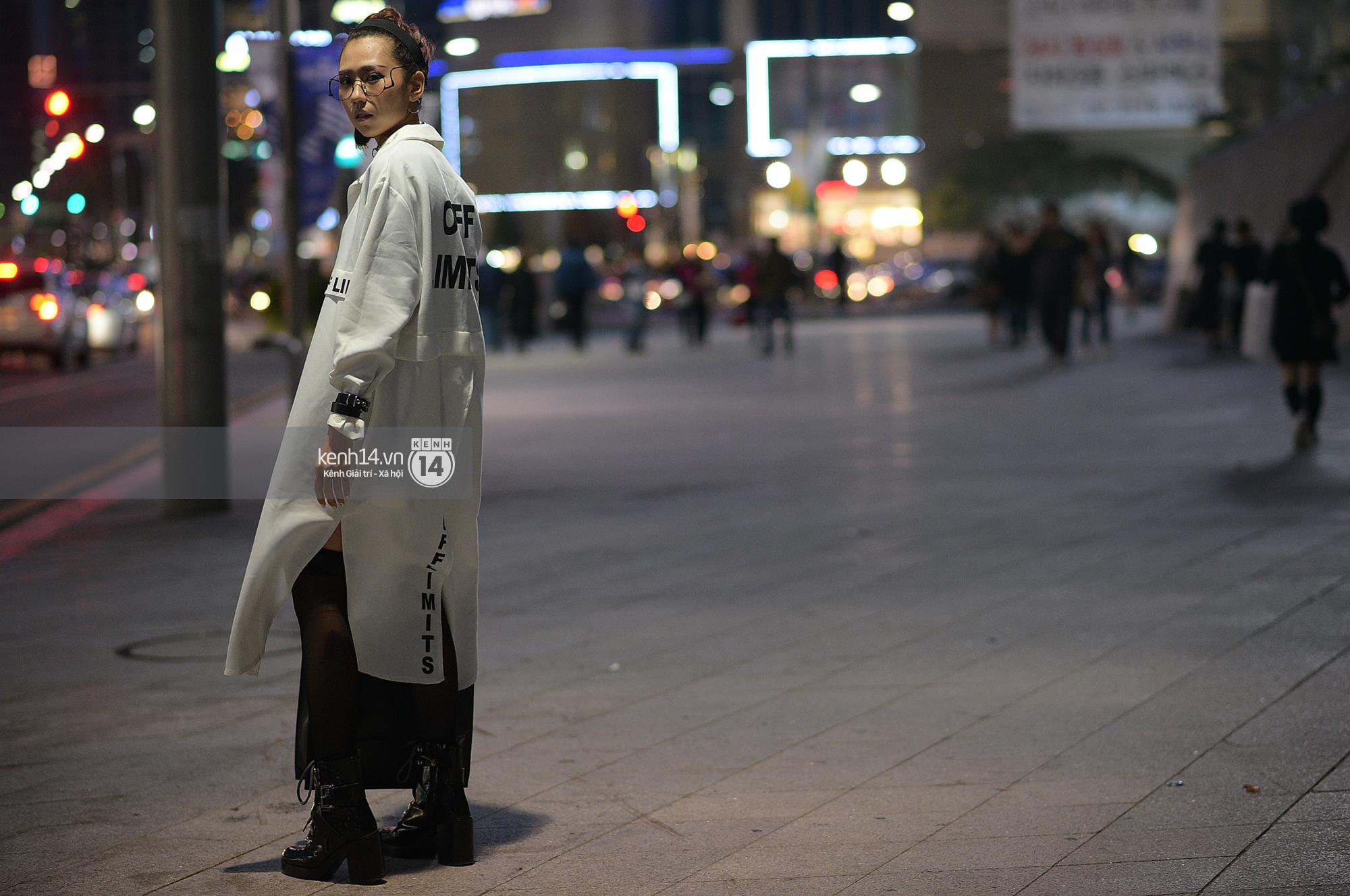 Ngày 5 Seoul Fashion Week: Fashionista Việt mặc gì để gây ấn tượng? - Ảnh 12.