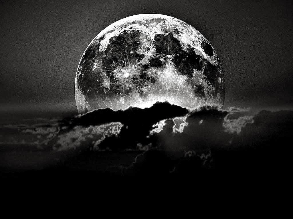 Hiện tượng thiên văn cực hiếm Trăng đen sẽ xuất hiện tối mai - Ảnh 1