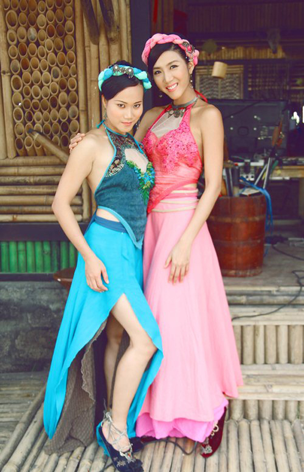 3 bộ phim cổ trang Việt khiến dân tình bàn tán xôn xao về áo váy phục trang - Ảnh 9.