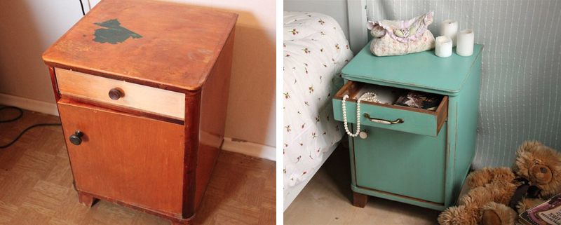 18 ý tưởng hồi sinh đầy bất ngờ cho đồ nội thất cũ - Ảnh 12.