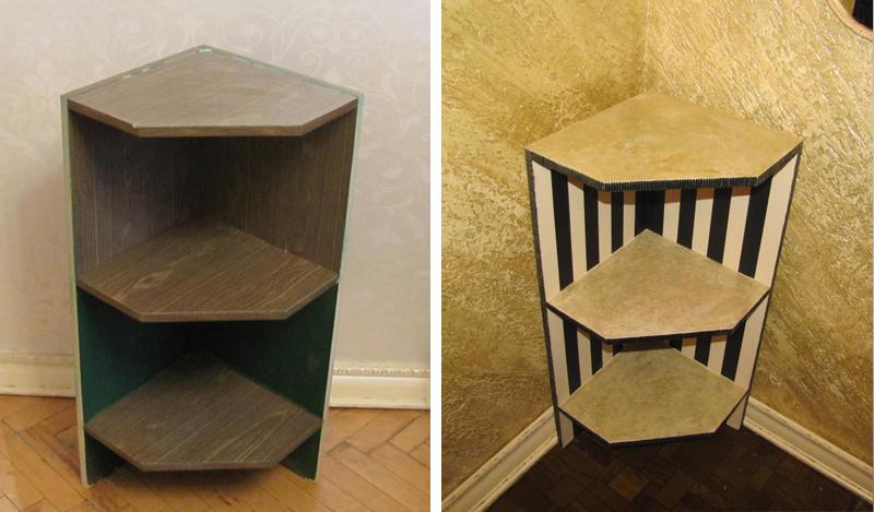 18 ý tưởng hồi sinh đầy bất ngờ cho đồ nội thất cũ - Ảnh 4.