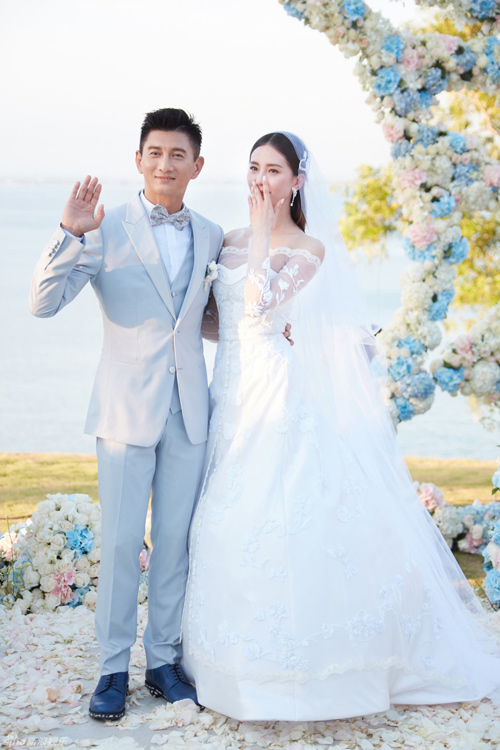 Làng giải trí Hoa ngữ 2016: Đám cưới chóng vánh, ngoại tình thả phanh - Ảnh 2.