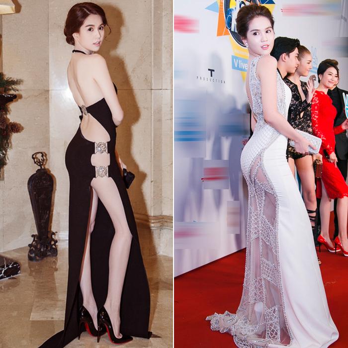 Nữ hoàng thảm đỏ 2016: Angela Phương Trinh, Chi Pu, Phạm Hương... ai xứng đáng nhất? - Ảnh 18.