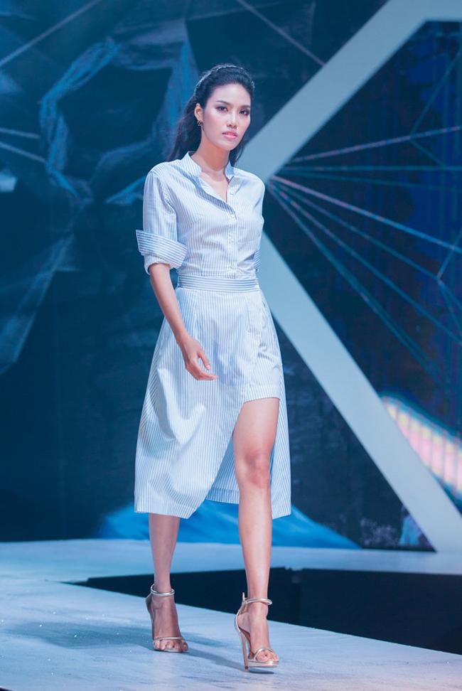 Trên tay số đo của 20 nàng mẫu Việt, ai là người có chiều dài chân phá đảo tất cả? - Ảnh 10.