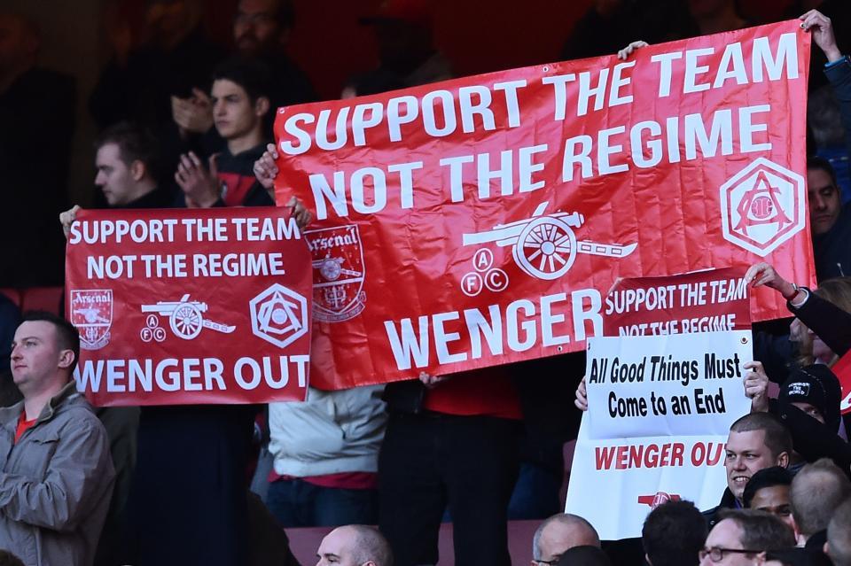 Arsenal, Wenger và vòng lặp Ngày Chuột chũi - Ảnh 2.