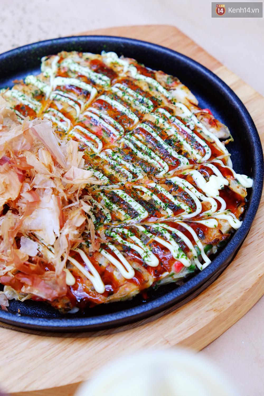 Học ngay cách làm bánh xèo Nhật okonomiyaki ngon không thể chối từ - Ảnh 11.