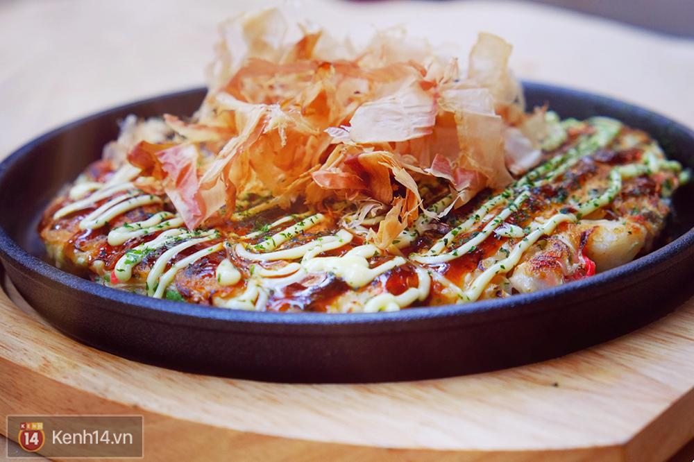 Học ngay cách làm bánh xèo Nhật okonomiyaki ngon không thể chối từ - Ảnh 12.