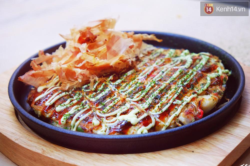 Học ngay cách làm bánh xèo Nhật okonomiyaki ngon không thể chối từ - Ảnh 1.