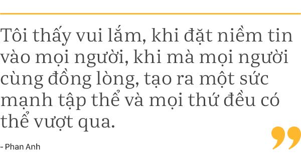 Phan Anh: Lòng tử tế chưa bao giờ bị bỏ quên, nó luôn sẵn trong tim mỗi người, tôi chỉ góp phần lan truyền nó - Ảnh 7.