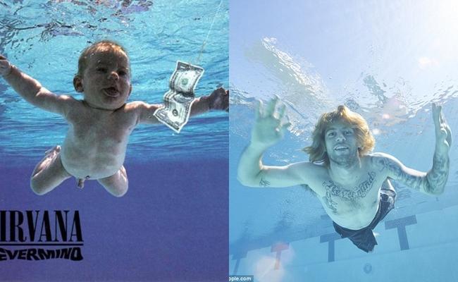 Sau 25 năm, cậu bé trong bể bơi nổi tiếng ngày nào đã chụp bức ảnh để đời thứ ba! - Ảnh 3.